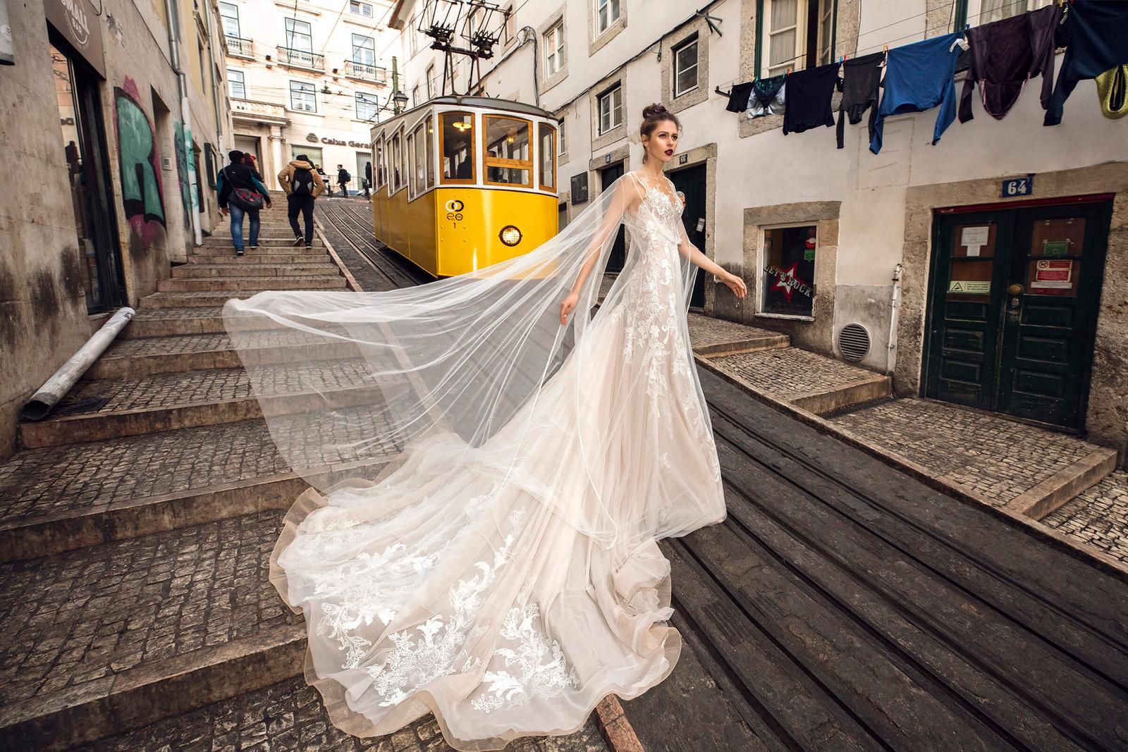 Innocentia Divina 2019 * Svadobné šaty z kolekcií na rok 2019 - Obrázok č. 51