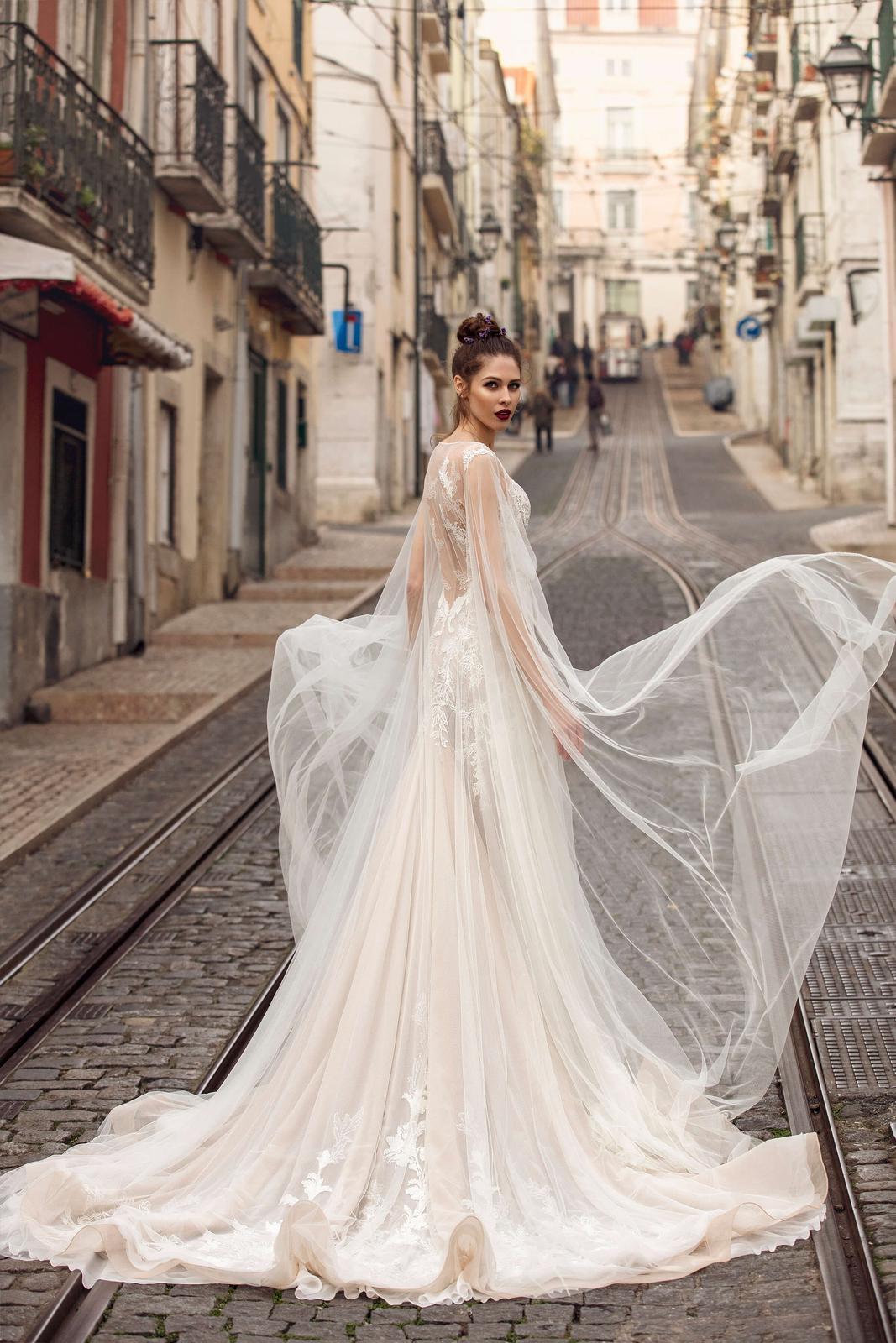 Innocentia Divina 2019 * Svadobné šaty z kolekcií na rok 2019 - Obrázok č. 52