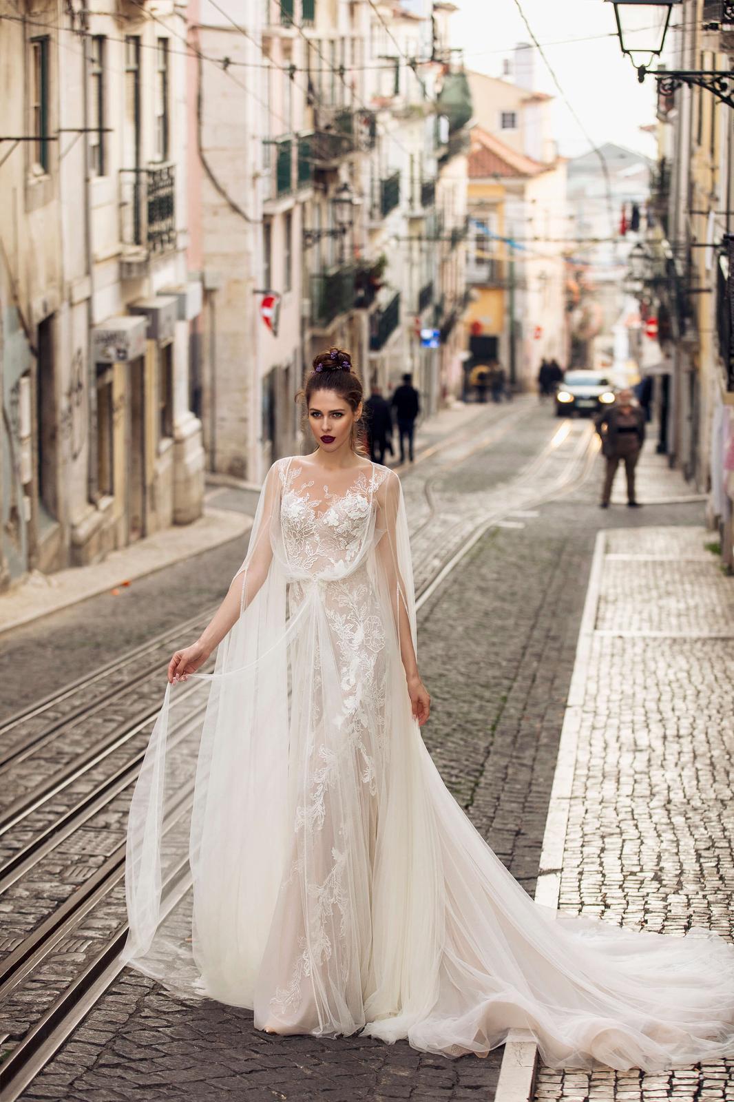 Innocentia Divina 2019 * Svadobné šaty z kolekcií na rok 2019 - Obrázok č. 53