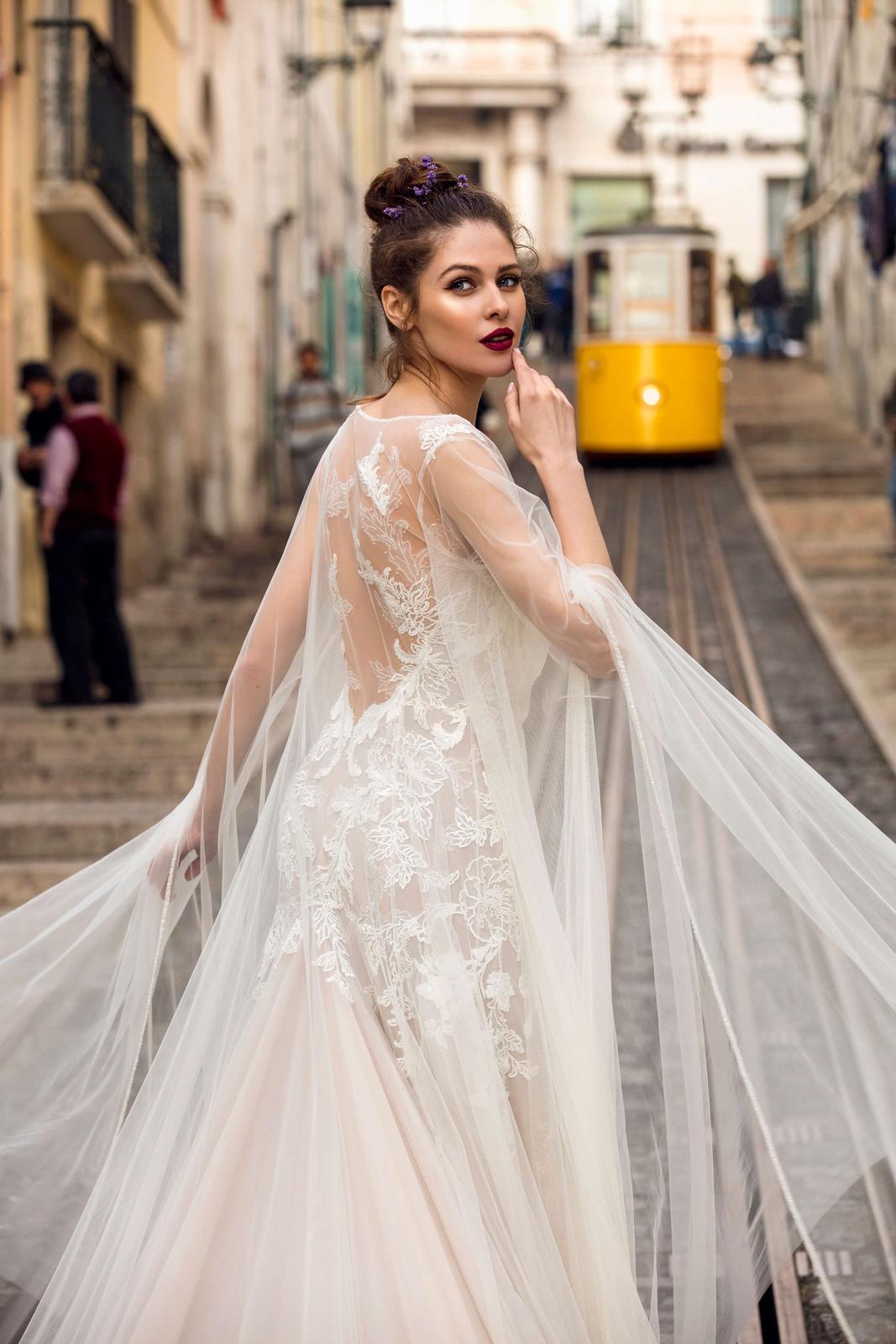 Innocentia Divina 2019 * Svadobné šaty z kolekcií na rok 2019 - Obrázok č. 54