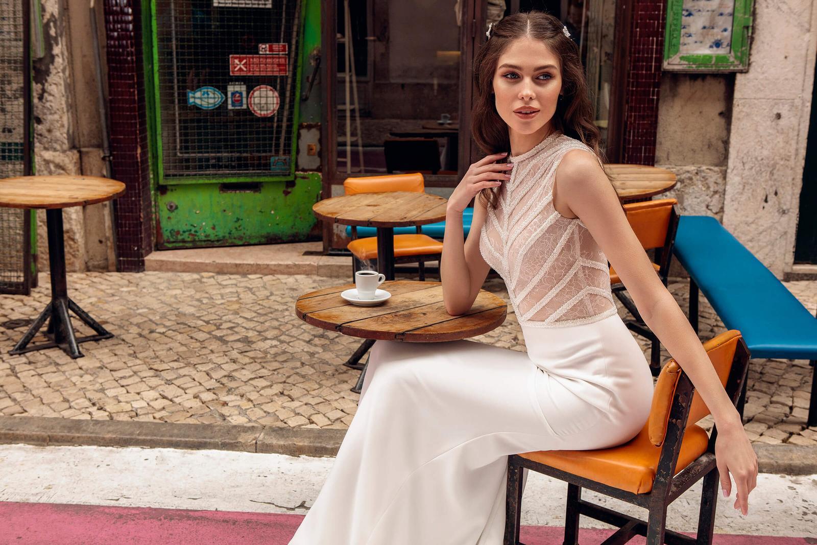 Innocentia Divina 2019 * Svadobné šaty z kolekcií na rok 2019 - Obrázok č. 57