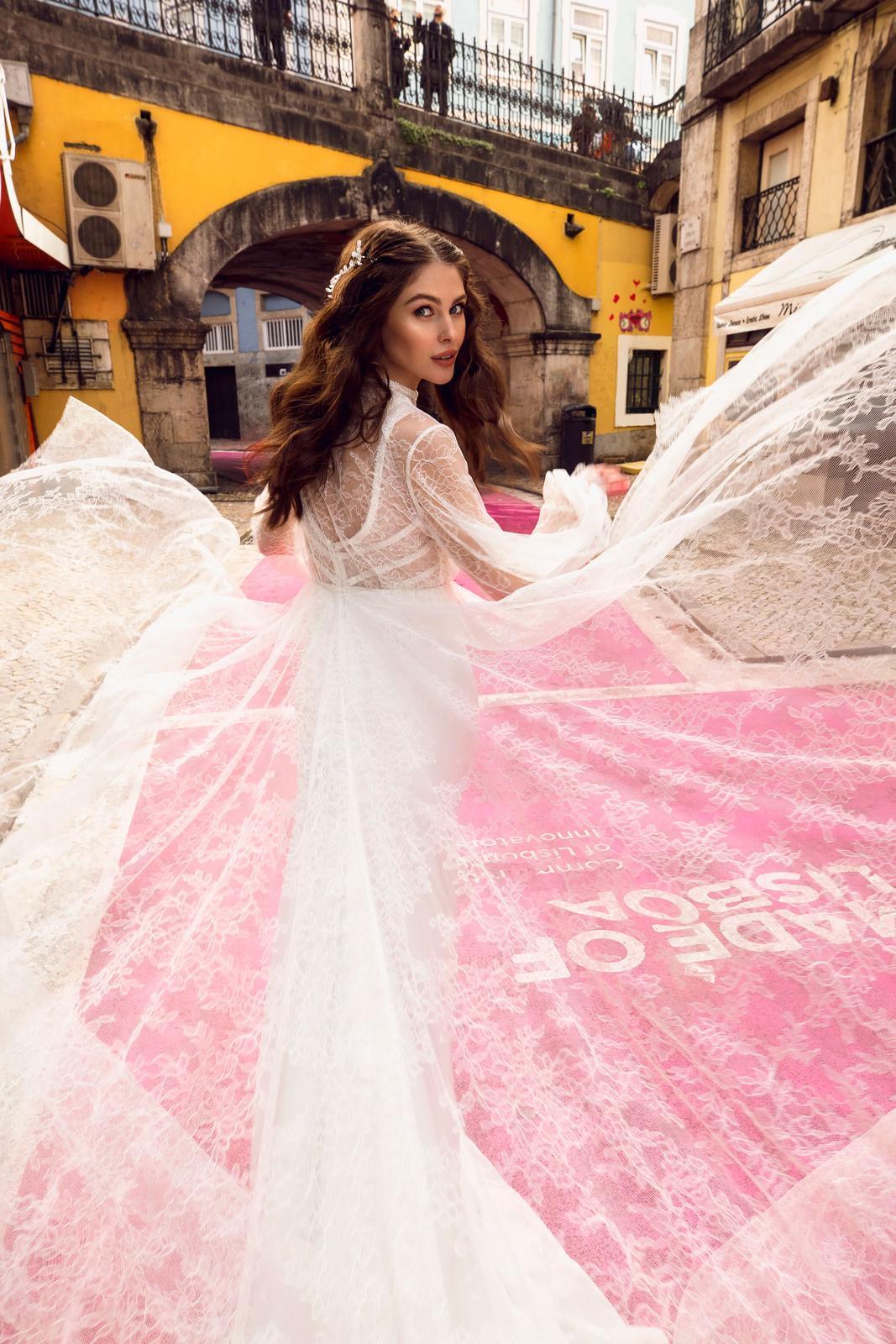 Innocentia Divina 2019 * Svadobné šaty z kolekcií na rok 2019 - Obrázok č. 58