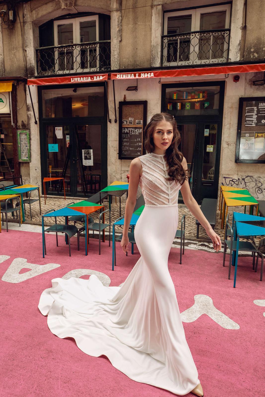 Innocentia Divina 2019 * Svadobné šaty z kolekcií na rok 2019 - Obrázok č. 59