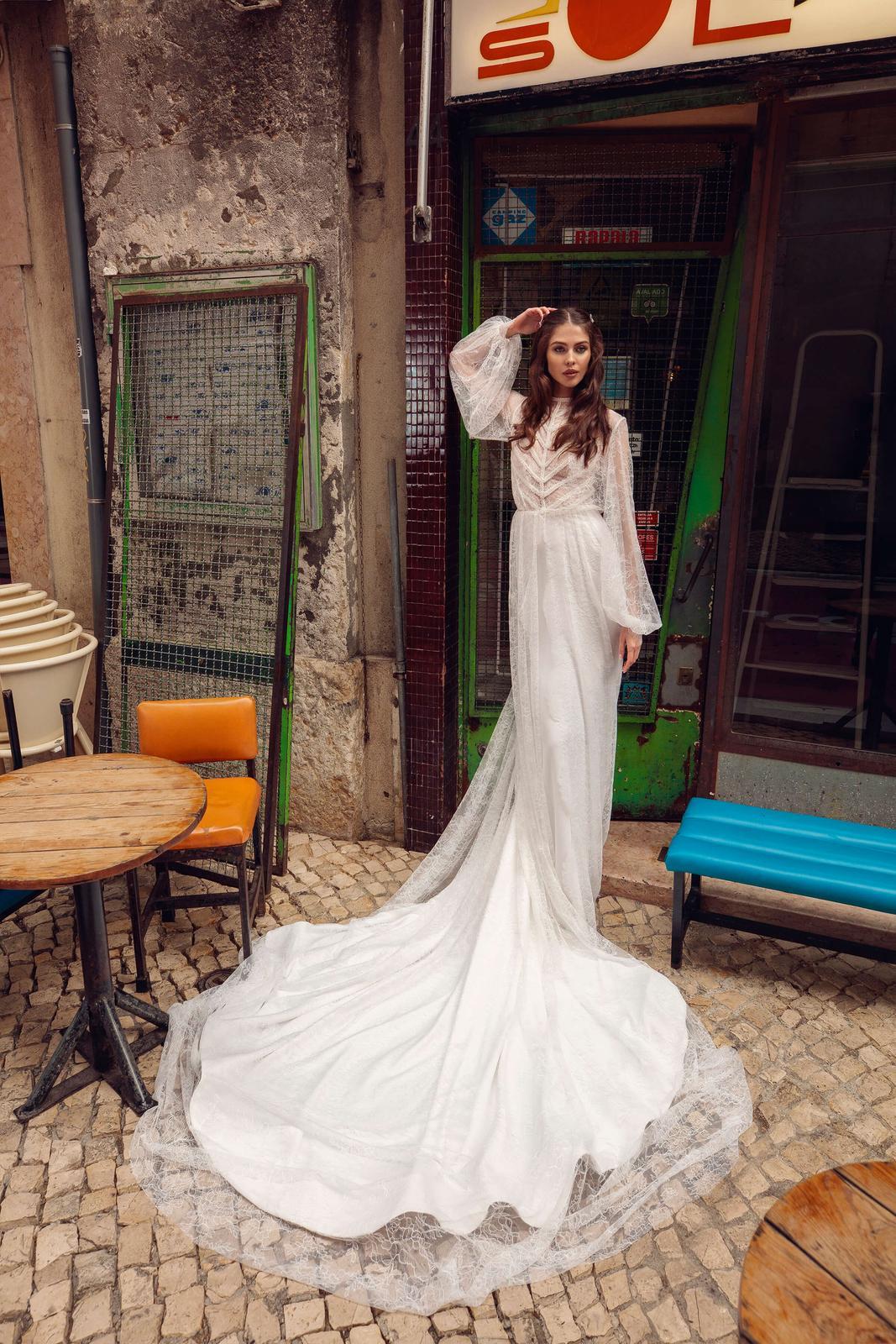 Innocentia Divina 2019 * Svadobné šaty z kolekcií na rok 2019 - Obrázok č. 60