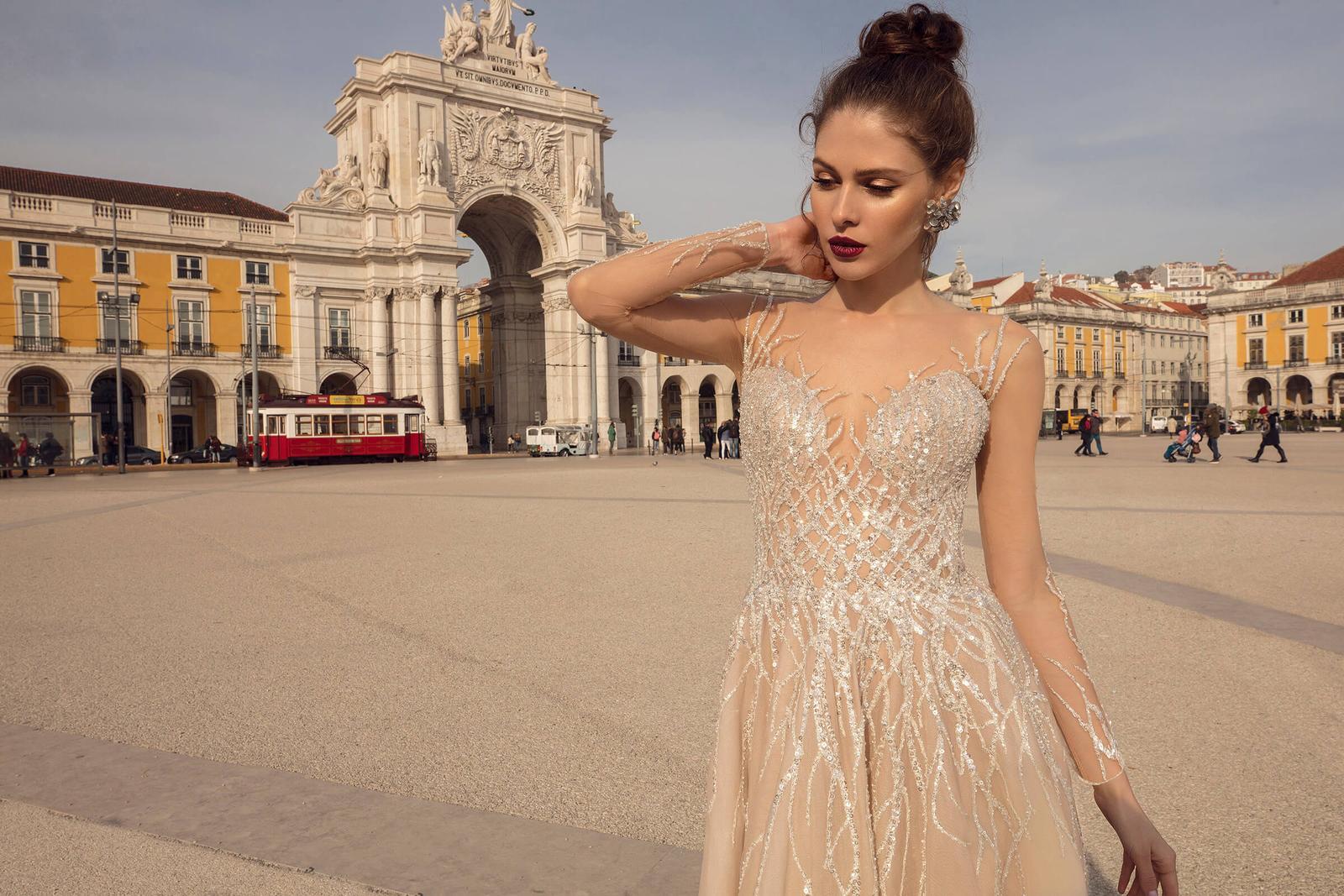 Innocentia Divina 2019 * Svadobné šaty z kolekcií na rok 2019 - Obrázok č. 61