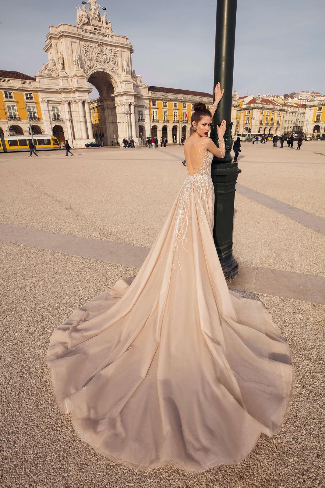 Innocentia Divina 2019 * Svadobné šaty z kolekcií na rok 2019 - Obrázok č. 62