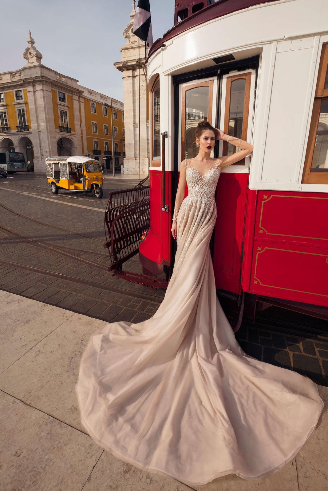 Innocentia Divina 2019 * Svadobné šaty z kolekcií na rok 2019 - Obrázok č. 63