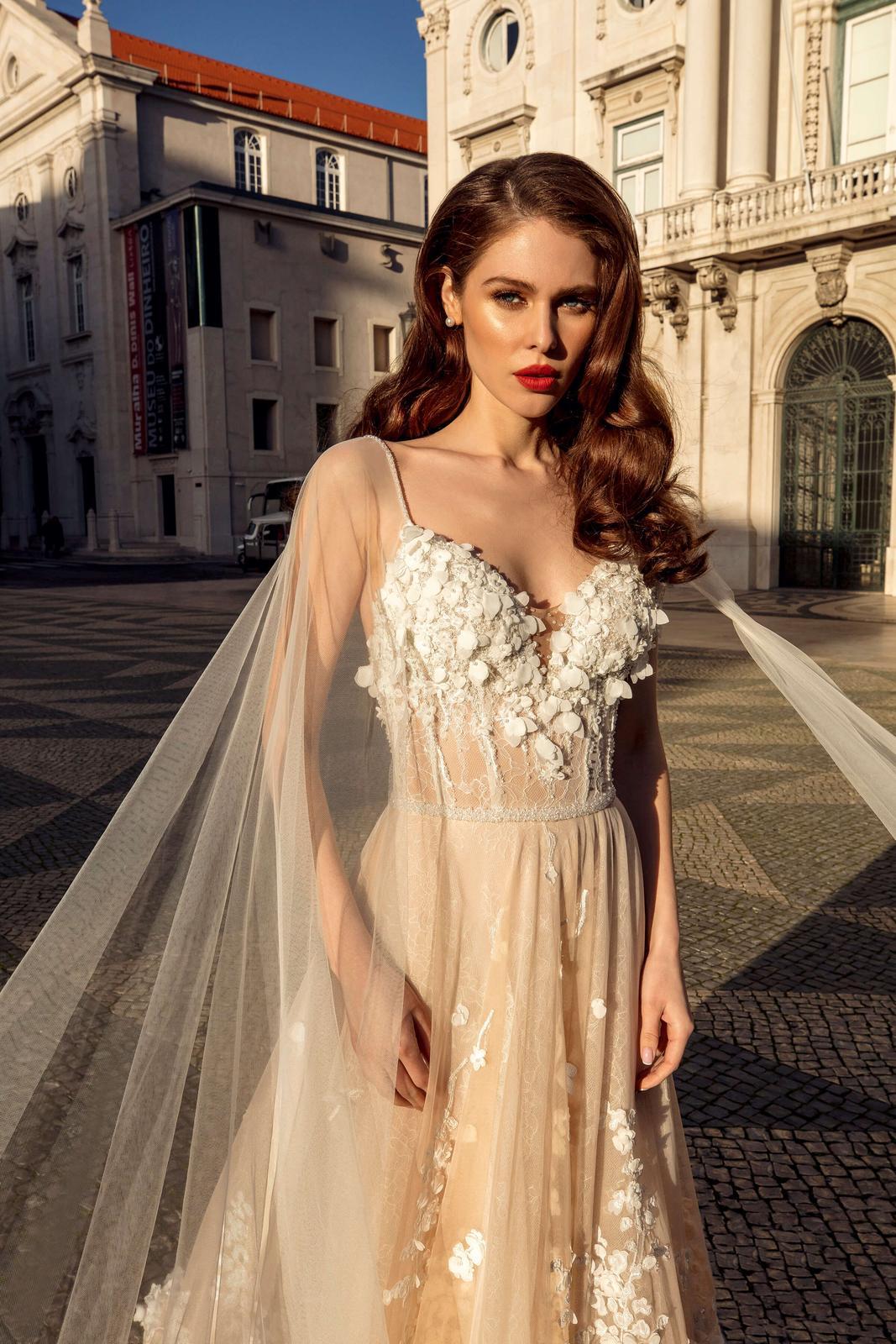 Innocentia Divina 2019 * Svadobné šaty z kolekcií na rok 2019 - Obrázok č. 68