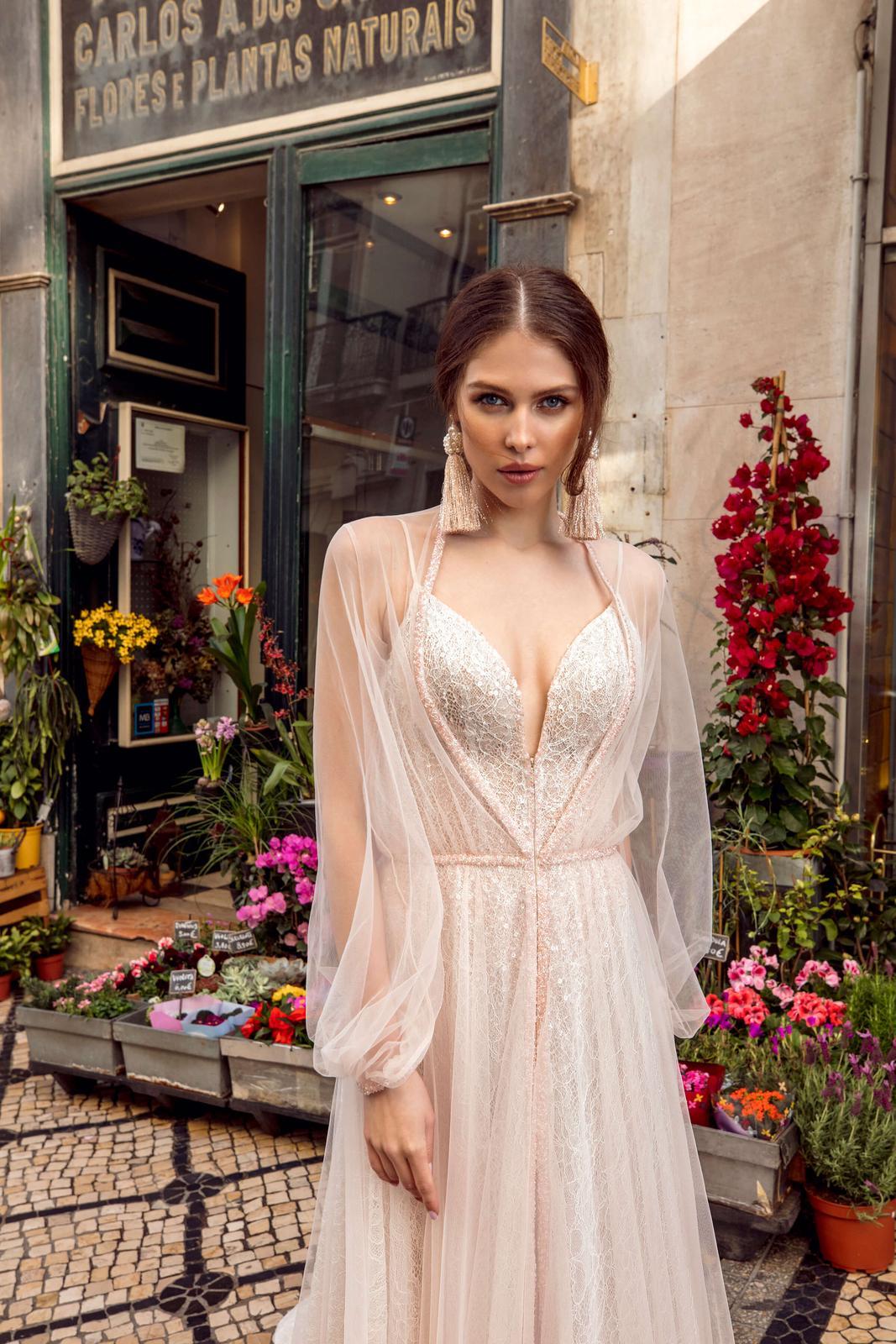 Innocentia Divina 2019 * Svadobné šaty z kolekcií na rok 2019 - Obrázok č. 69