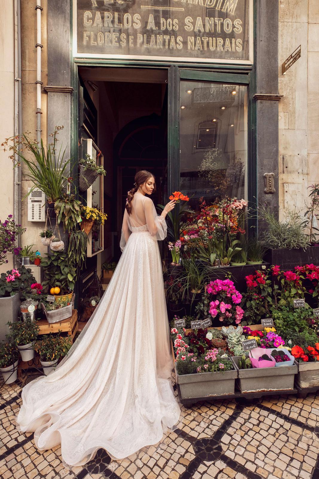 Innocentia Divina 2019 * Svadobné šaty z kolekcií na rok 2019 - Obrázok č. 70