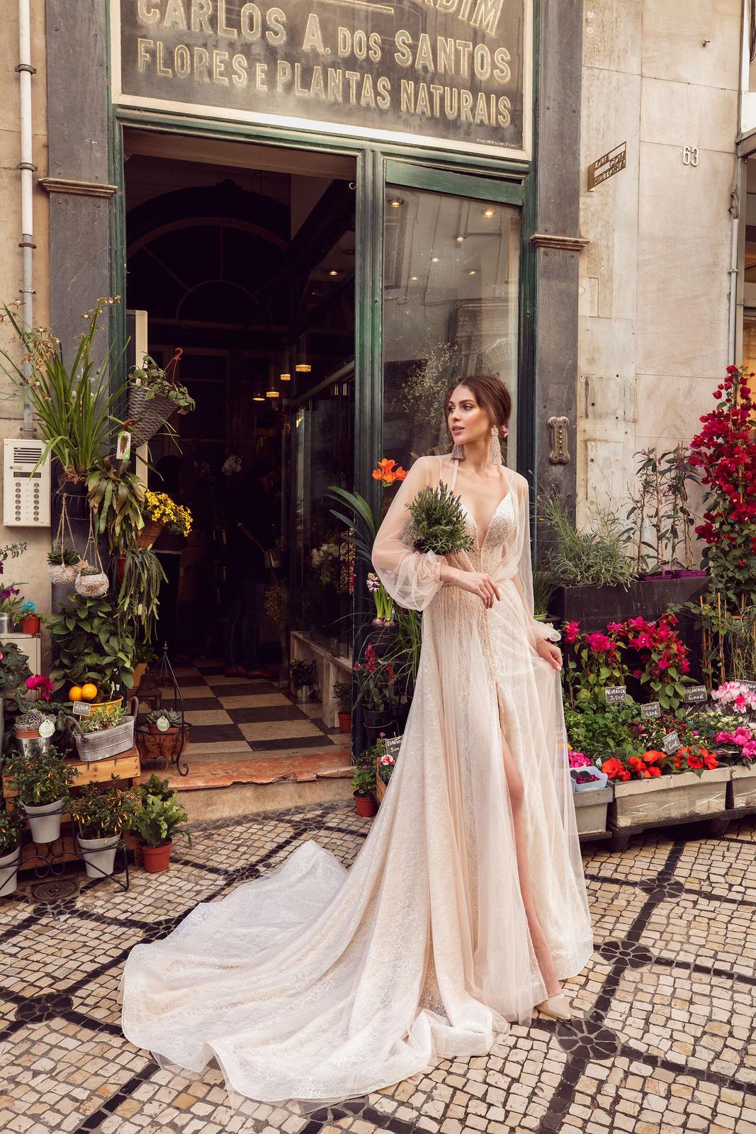 Innocentia Divina 2019 * Svadobné šaty z kolekcií na rok 2019 - Obrázok č. 71