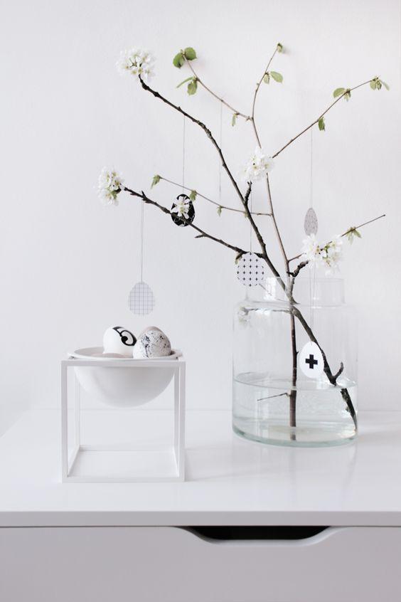 Jar a Veľká noc v duchu Škandinávie a minimalizmu - Obrázok č. 49