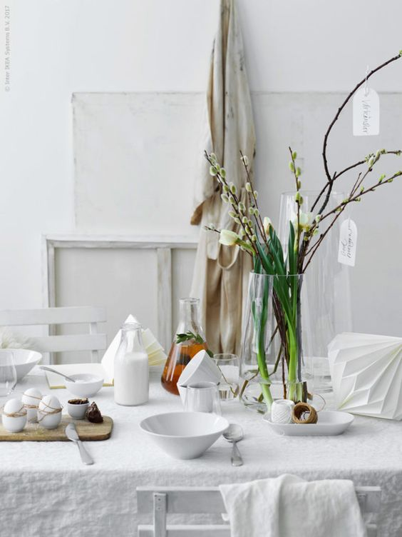 Jar a Veľká noc v duchu Škandinávie a minimalizmu - Obrázok č. 51