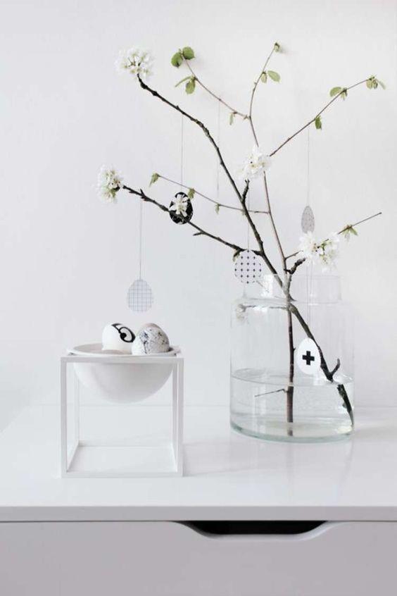 Jar a Veľká noc v duchu Škandinávie a minimalizmu - Obrázok č. 53