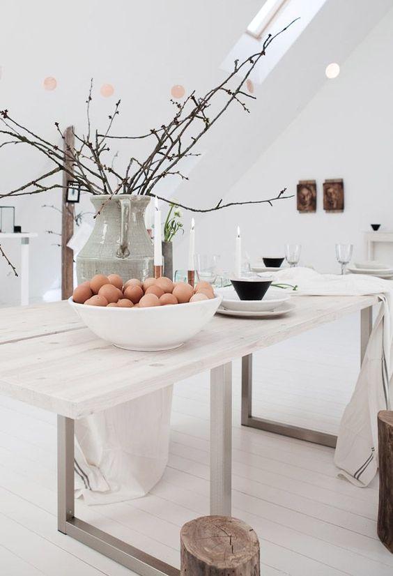 Jar a Veľká noc v duchu Škandinávie a minimalizmu - Obrázok č. 71