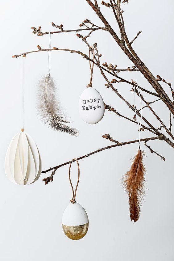 Jar a Veľká noc v duchu Škandinávie a minimalizmu - Obrázok č. 72