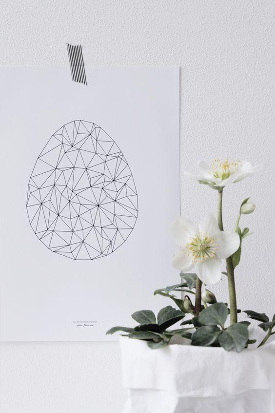 Jar a Veľká noc v duchu Škandinávie a minimalizmu - Obrázok č. 108