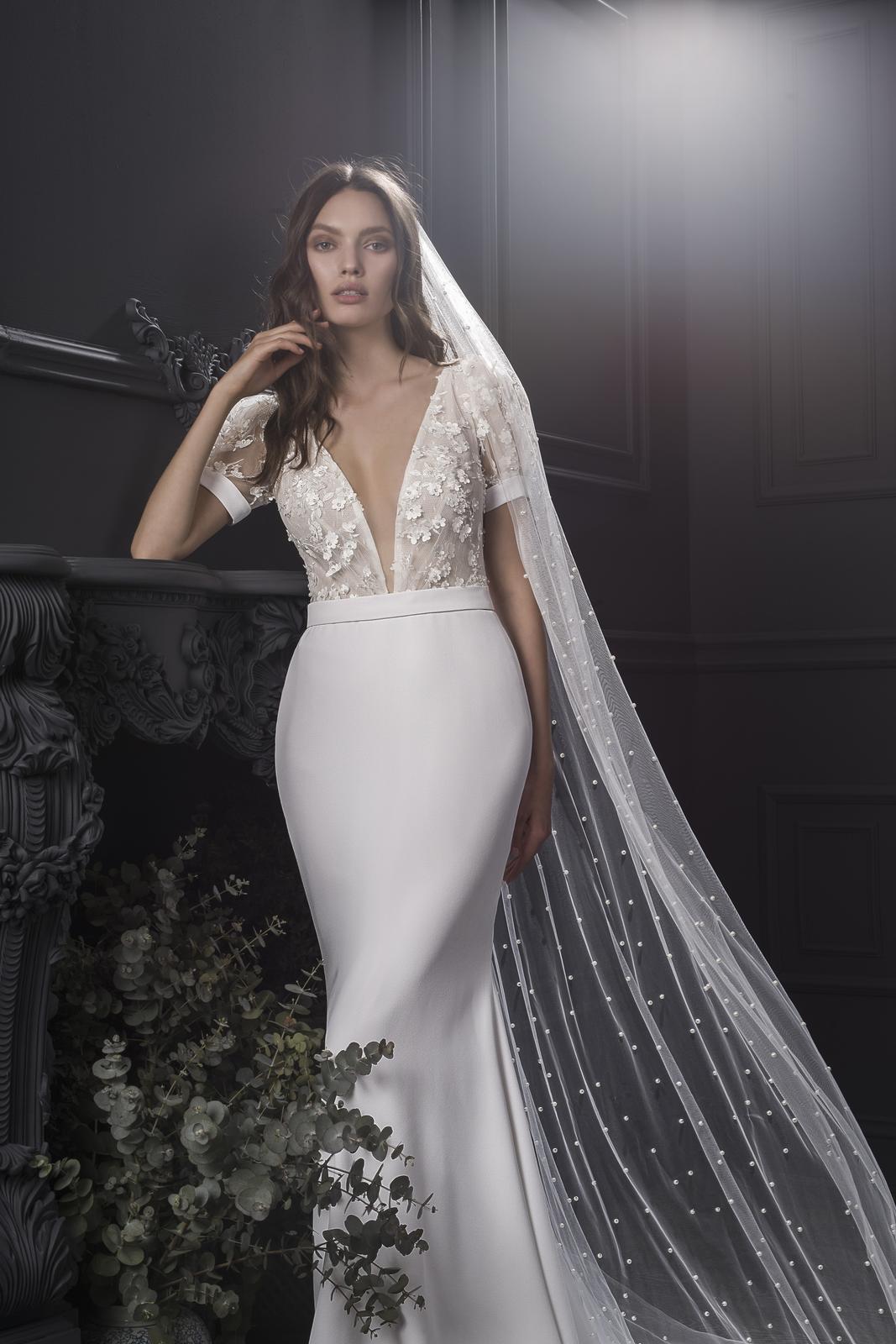 Svadobné šaty z kolekcií na rok 2019 - Obrázok č. 233