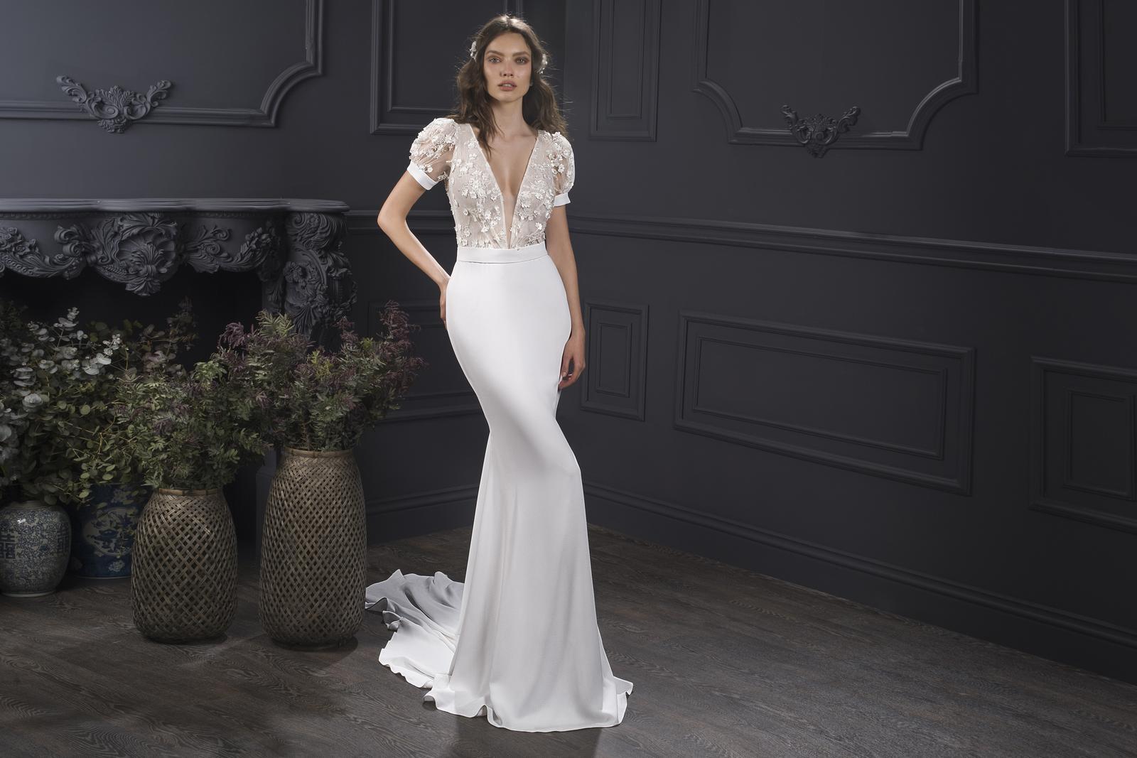 Svadobné šaty z kolekcií na rok 2019 - Obrázok č. 234