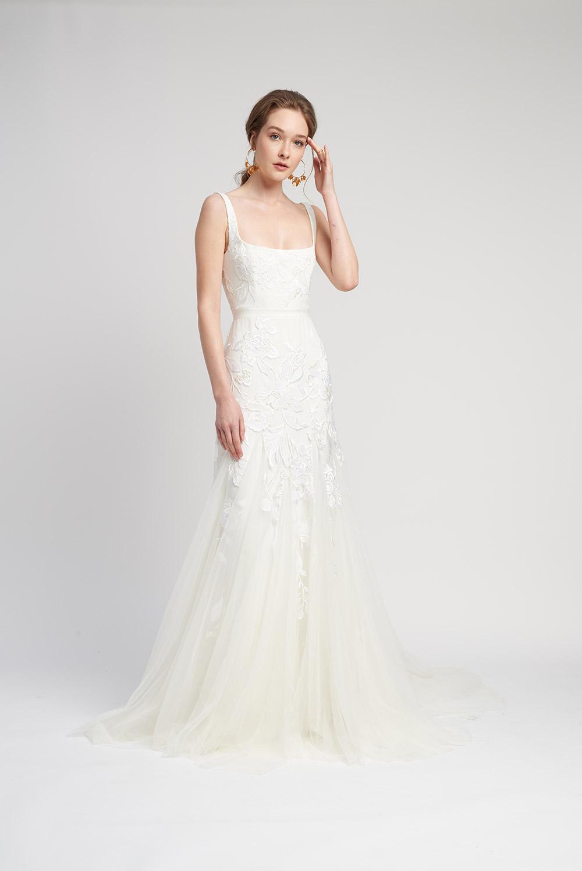 Svadobné šaty z kolekcií na rok 2020 - Obrázok č. 1