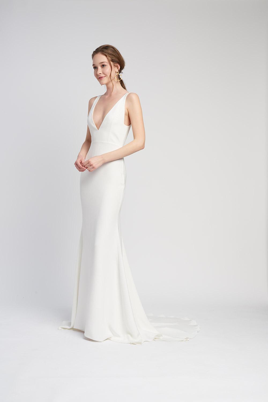 Svadobné šaty z kolekcií na rok 2020 - Obrázok č. 2