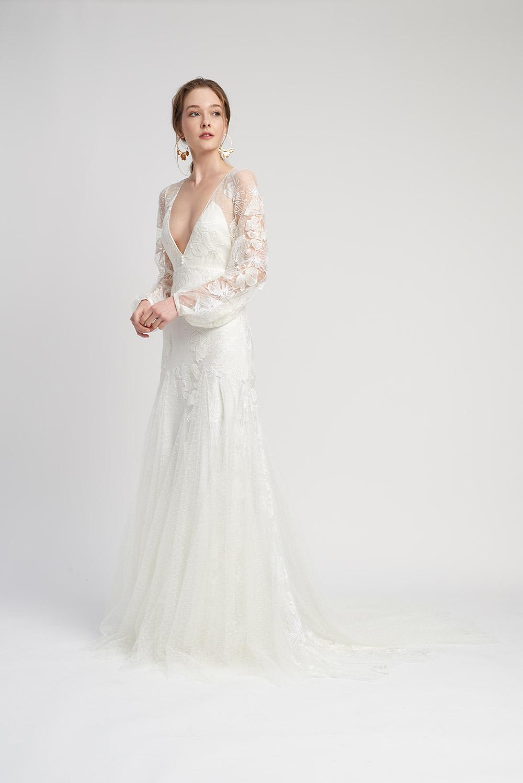 Svadobné šaty z kolekcií na rok 2020 - Obrázok č. 4