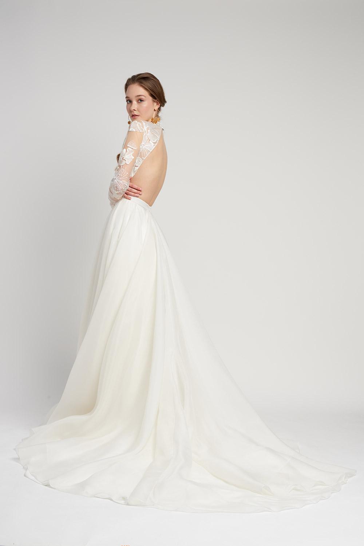 Svadobné šaty z kolekcií na rok 2020 - Obrázok č. 5