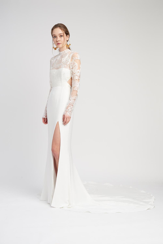 Svadobné šaty z kolekcií na rok 2020 - Obrázok č. 6