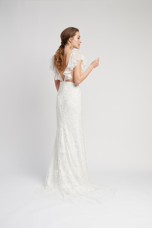 Svadobné šaty z kolekcií na rok 2020 - Obrázok č. 7