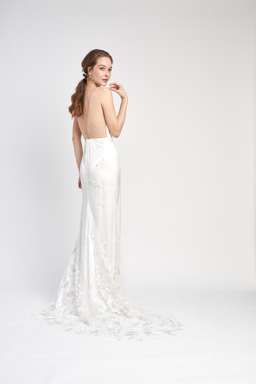 Svadobné šaty z kolekcií na rok 2020 - Obrázok č. 9