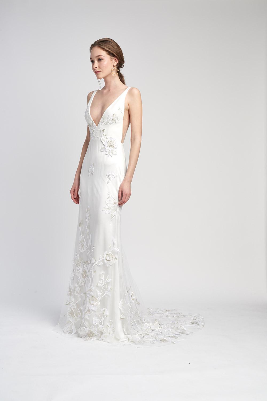 Svadobné šaty z kolekcií na rok 2020 - Obrázok č. 10