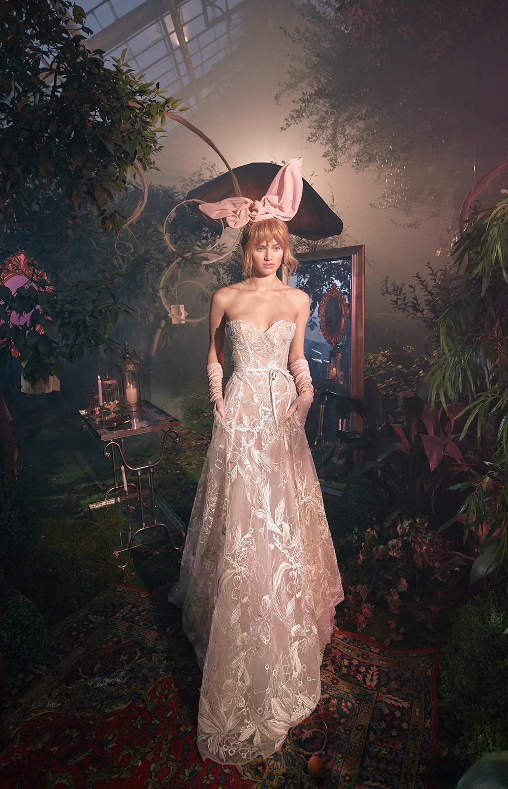 Svadobné šaty z kolekcií na rok 2020 - Obrázok č. 11