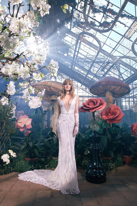 Svadobné šaty z kolekcií na rok 2020 - Obrázok č. 12