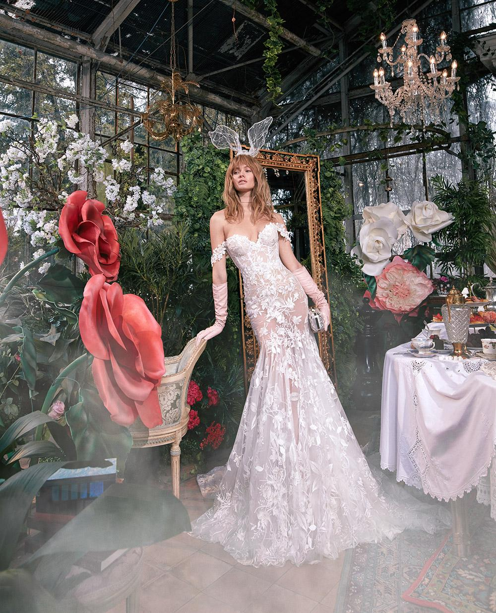 Svadobné šaty z kolekcií na rok 2020 - Obrázok č. 13