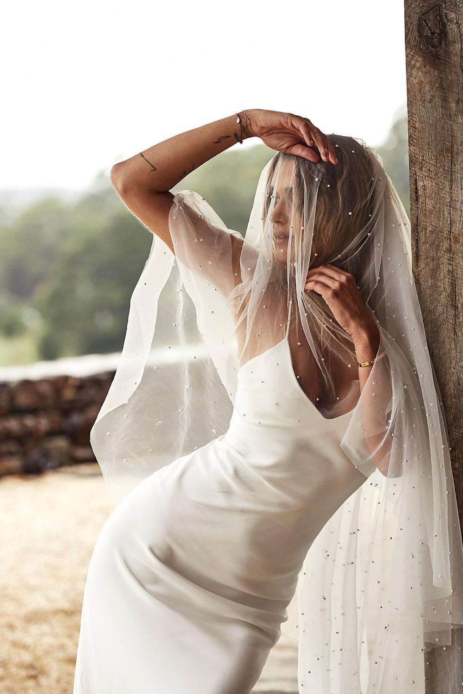 Svadobné šaty z kolekcií na rok 2020 - Obrázok č. 15