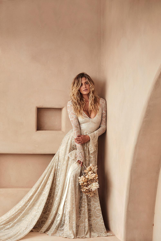 Svadobné šaty z kolekcií na rok 2020 - Obrázok č. 17