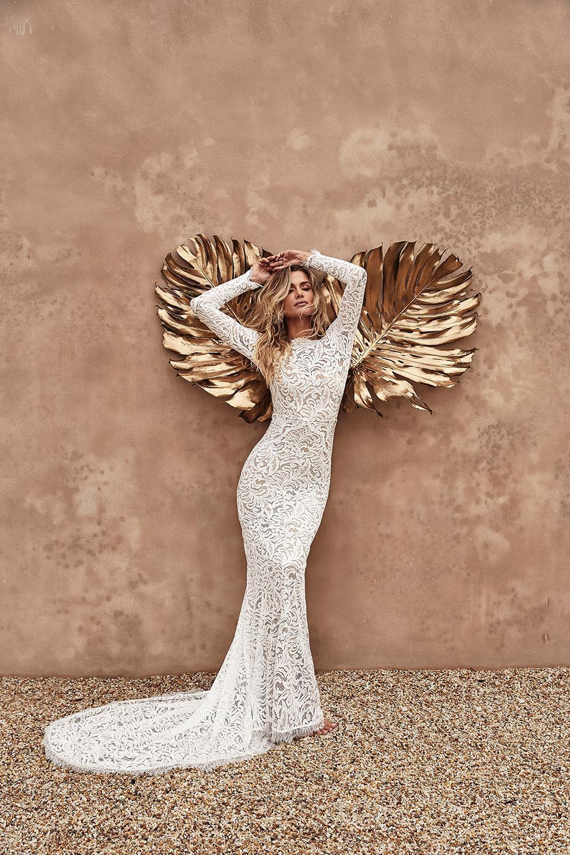 Svadobné šaty z kolekcií na rok 2020 - Obrázok č. 18