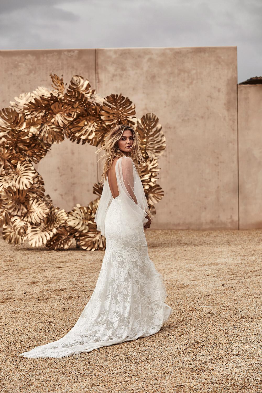 Svadobné šaty z kolekcií na rok 2020 - Obrázok č. 19