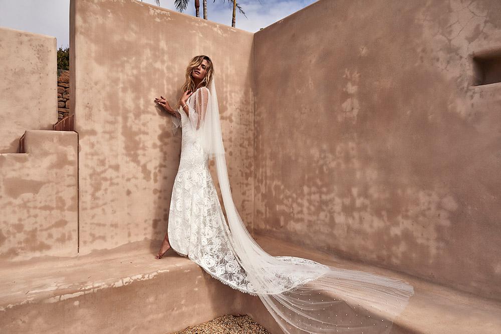 Svadobné šaty z kolekcií na rok 2020 - Obrázok č. 21