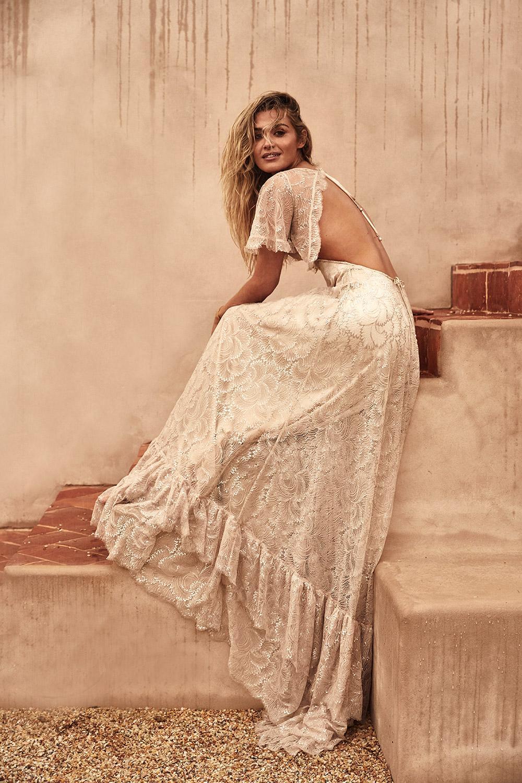Svadobné šaty z kolekcií na rok 2020 - Obrázok č. 23