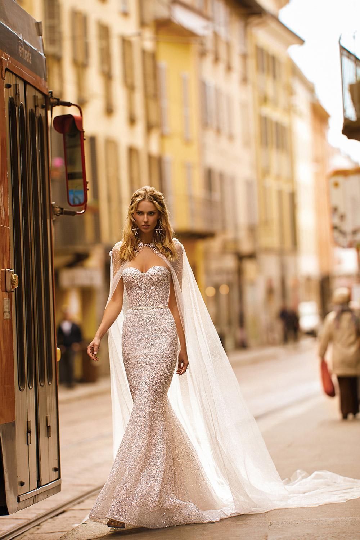 Svadobné šaty z kolekcií na rok 2020 - Obrázok č. 27