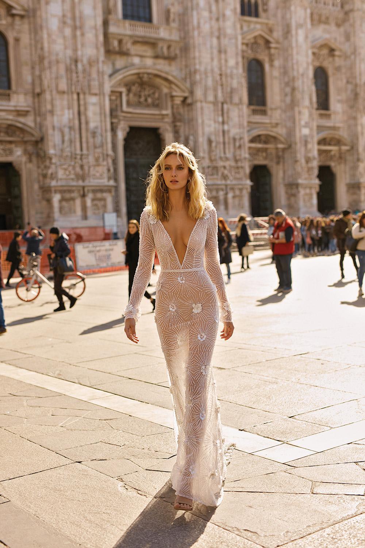Svadobné šaty z kolekcií na rok 2020 - Obrázok č. 33