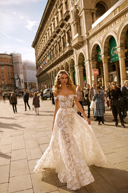Svadobné šaty z kolekcií na rok 2020 - Obrázok č. 35