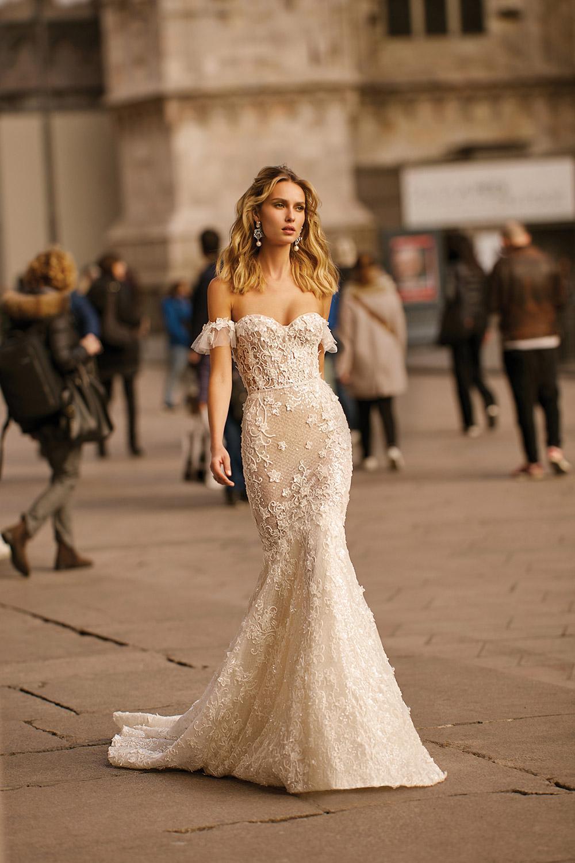 Svadobné šaty z kolekcií na rok 2020 - Obrázok č. 36