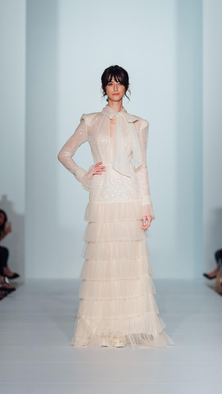 Svadobné šaty z kolekcií na rok 2020 - Obrázok č. 44