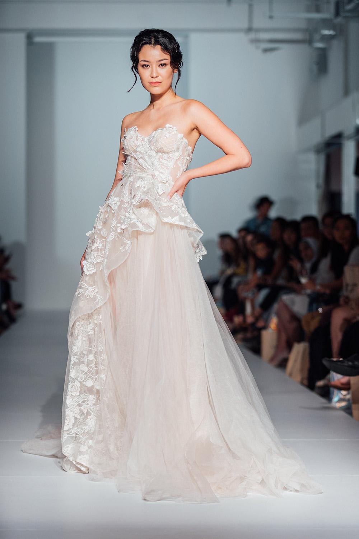 Svadobné šaty z kolekcií na rok 2020 - Obrázok č. 46