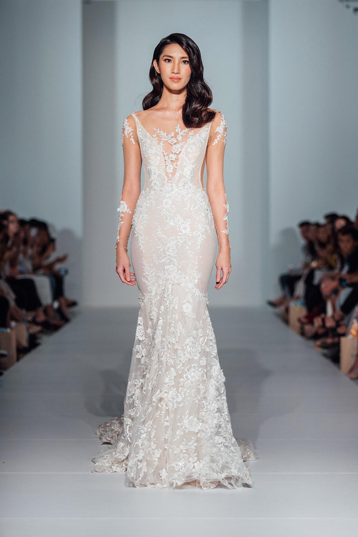 Svadobné šaty z kolekcií na rok 2020 - Obrázok č. 48