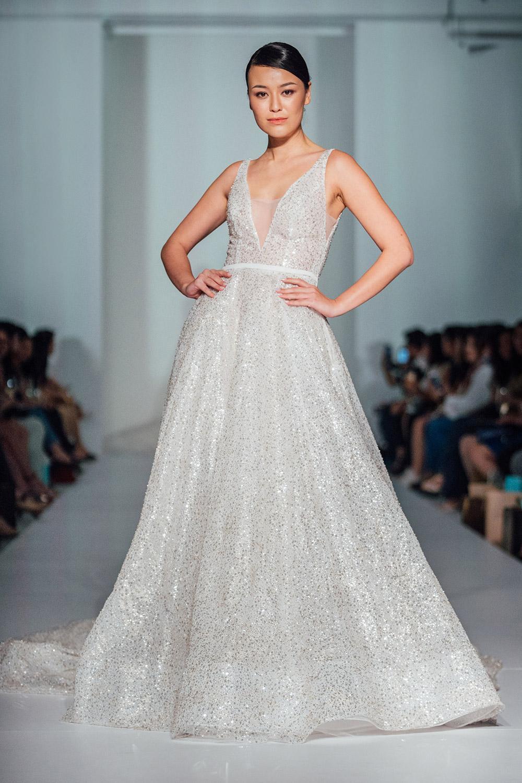 Svadobné šaty z kolekcií na rok 2020 - Obrázok č. 49