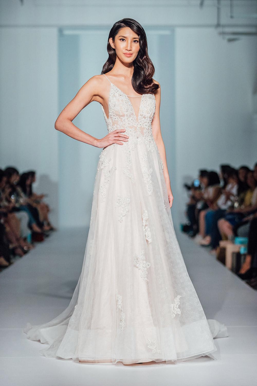 Svadobné šaty z kolekcií na rok 2020 - Obrázok č. 50