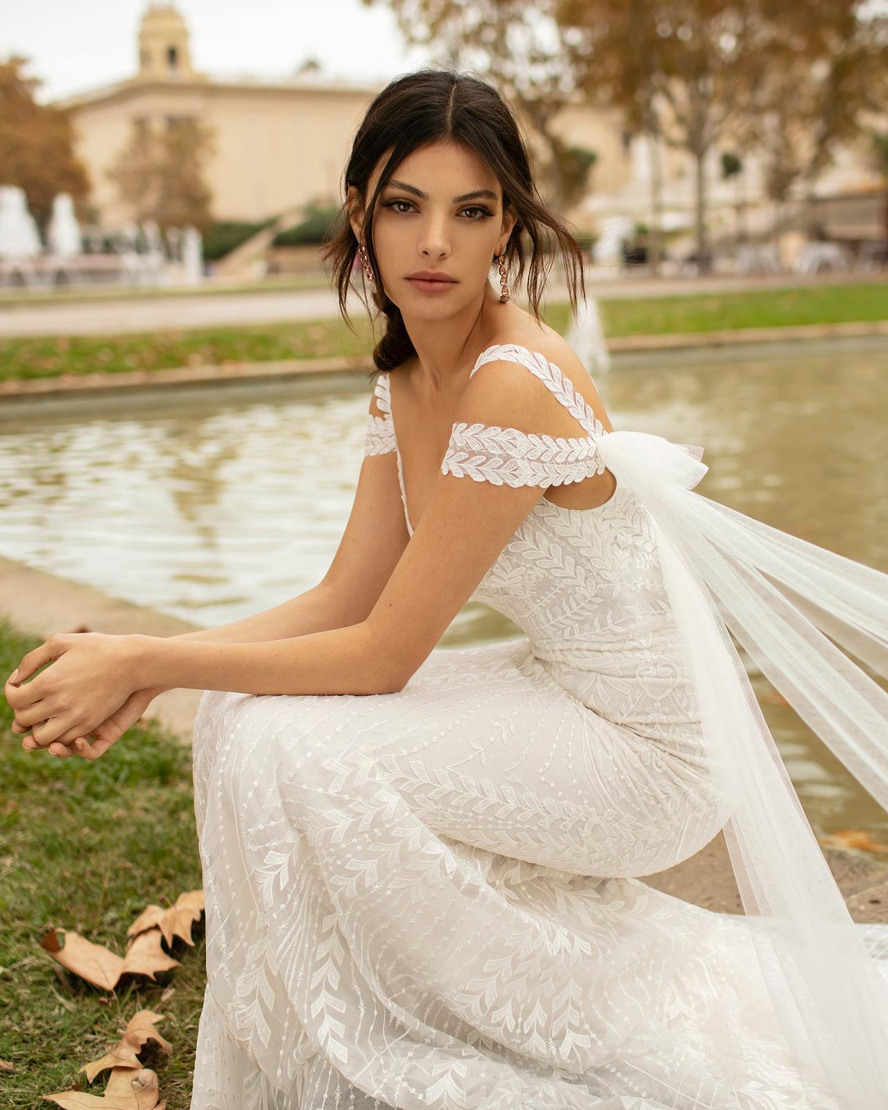 Svadobné šaty z kolekcií na rok 2020 - Obrázok č. 57